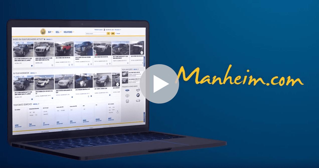 Experience the new manheim.com today